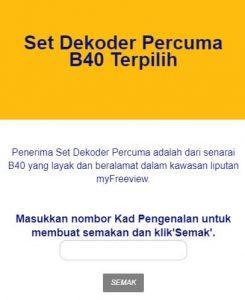 b40 dekoder mytv