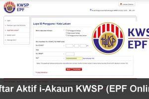 epf online
