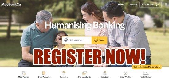 maybank2u login online