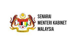 senarai menteri kabinet malaysia 2020