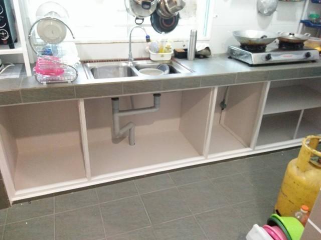 Projek Kabinet Dapur Diy Dengan Kos Sekitar Rm250 Portal Malaysia