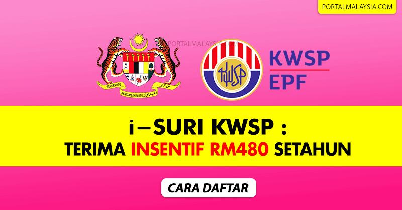 cara daftar isuri kwsp