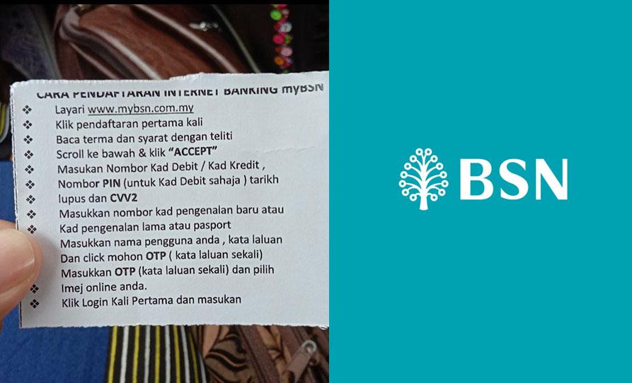 Mybsn Cara Daftar Mybsn Login Tutorial Portal Malaysia