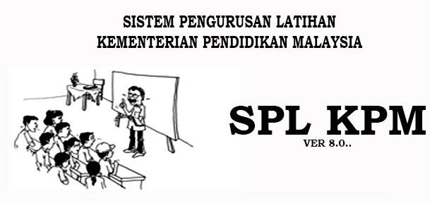 Splkpm Login 2021 Sistem Pengurusan Latihan Kementerian Pendidikan Malaysia