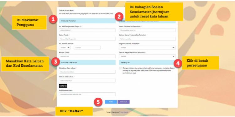 Spa9 Cara Daftar Dan Semak Jawatan Kosong Kerajaan Baharu Portal Malaysia