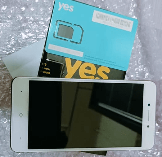 contoh bantuan telefon pintar percuma kad sim