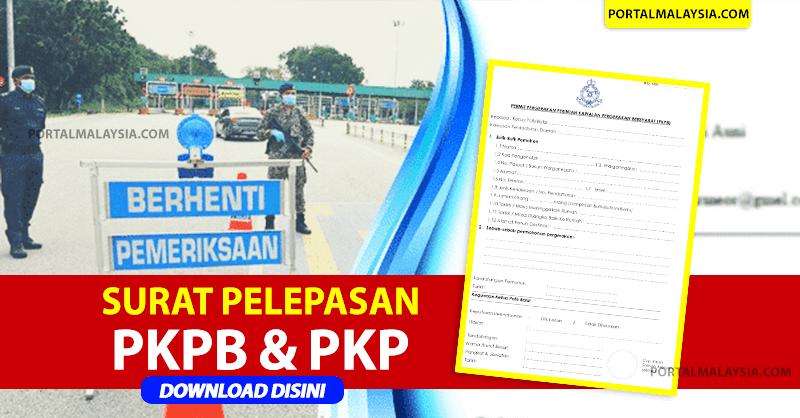 Surat Pelepasan PKPB & PKP